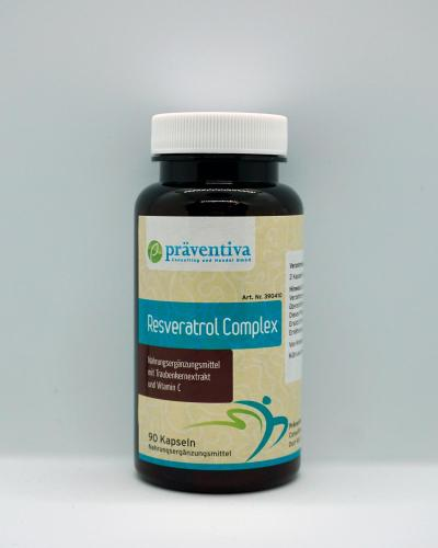 Resveratrol complex (90)